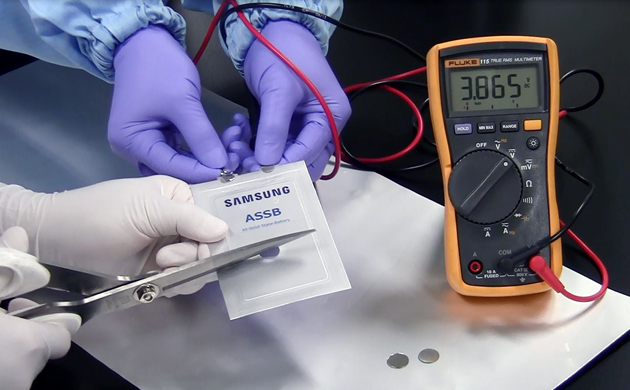 Next-generation Battery | Samsung Advanced Institute of